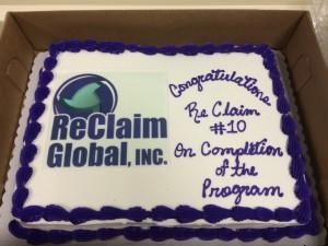 CAKE RECLAIM 10